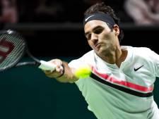 Ahoy krijgt droomfinale na winst van Federer op Seppi