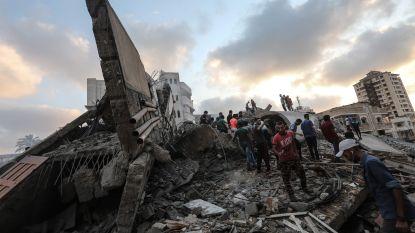 18 gewonden bij nieuwe Israëlische luchtaanvallen op Gazastrook, ondanks afgekondigd bestand