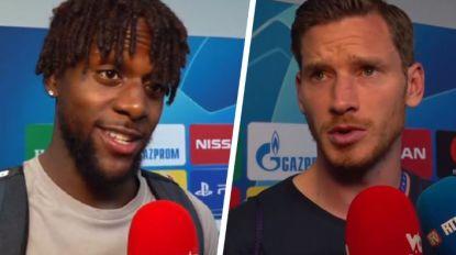 """VIDEO. Origi: """"Een halfgod in Liverpool? Kan goed zijn"""" - Vertonghen: """"Penalty was verschrikkelijk"""""""