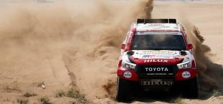 Ten Brinke tiende in derde etappe Dakar