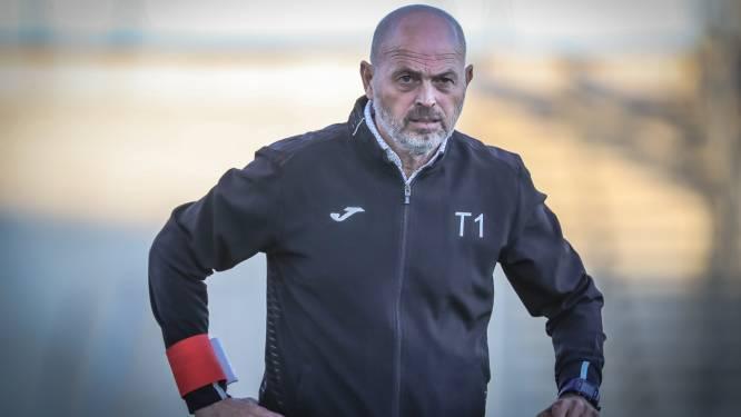 Trainer Rikie Broeckx blijft Sporting Hasselt trouw en begint in 2021-2022 aan zijn vijfde seizoen