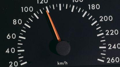 Politie onderschept auto voor overdreven snelheid, bestuurder had gedronken