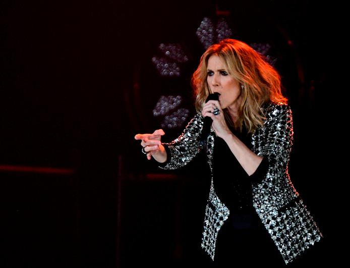 De Canadese zangeres Céline Dion, die door Davina Michelle afgelost werd als best scorende zangeres ooit in de Nederlandse Top 40.