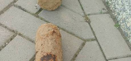 Huurder laat oude explosieven liggen in stortbak, Tholenaar 'schrikt zich rot'