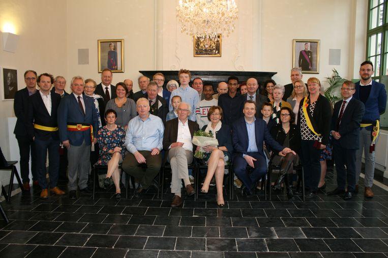 Gouden Bruiloft familie De Mol.
