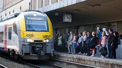 Treinverkeer Brussel-Noord ligt anderhalf uur lang stil nadat vandalen met stenen gooien