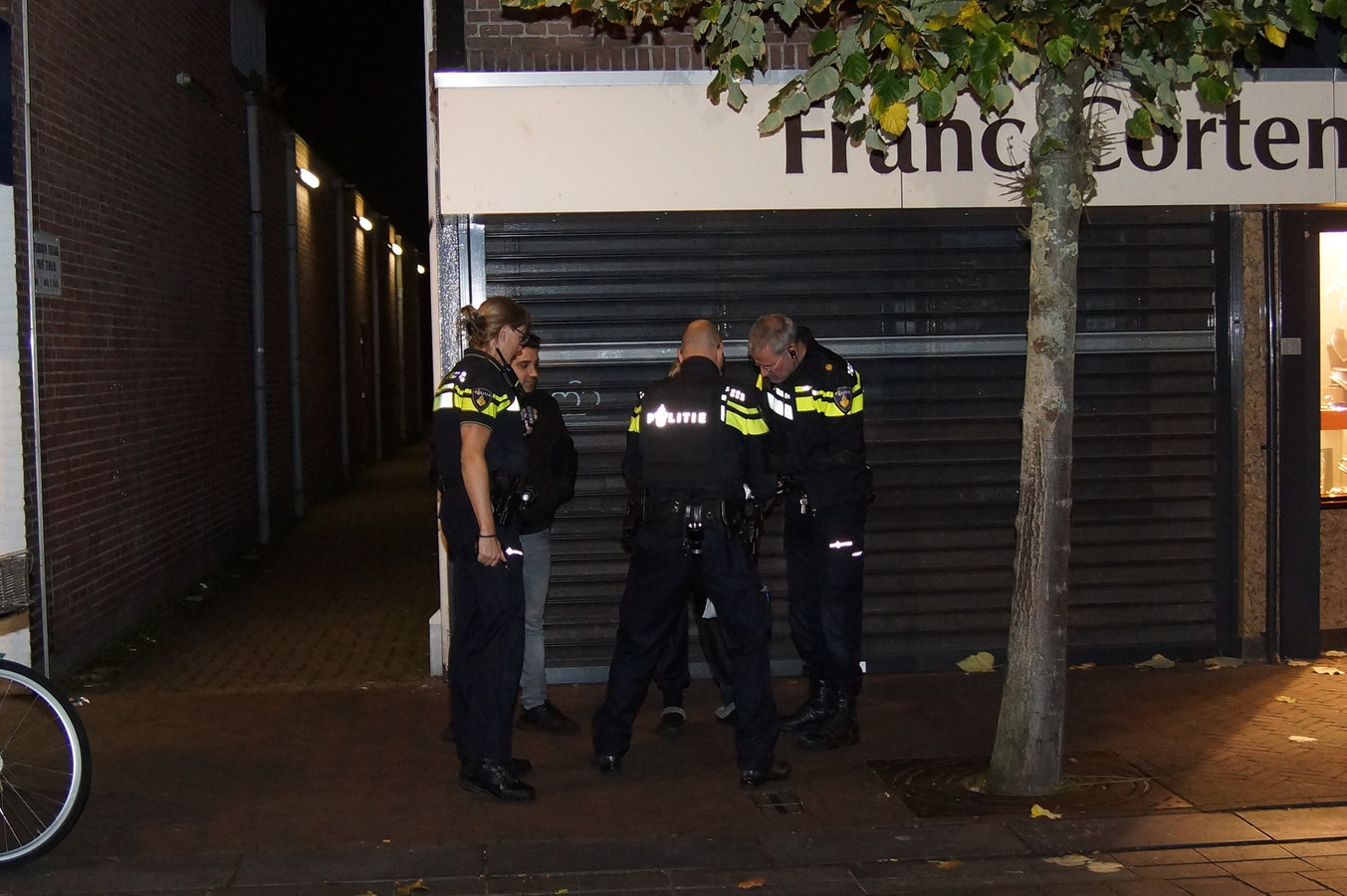 Overval op juwelier in Waalwijk