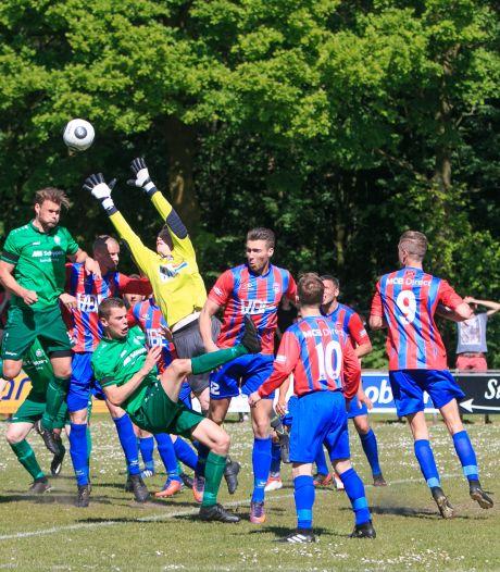 Afgelastingen amateurvoetbal: twintig wedstrijden uitgesteld door corona