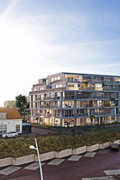 De Mos blijft tegen hoogbouw in Scheveningen