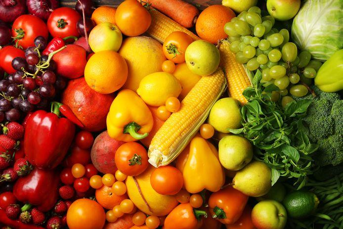 Restanten zitten op groente en fruit in de Nederlandse winkels.