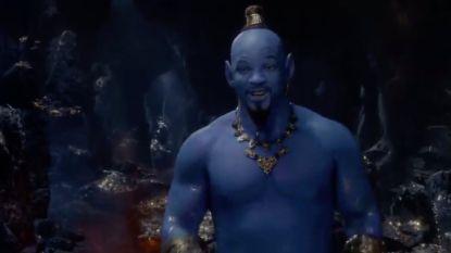 TRAILER. De eerste beelden van Will Smith als Geest in 'Aladdin'
