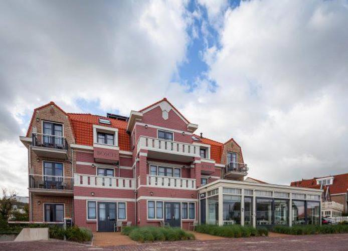 Hotel Bosch & Zee in Domburg.