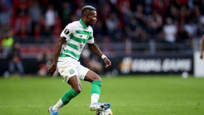 EUROPA LEAGUE. Ex-Bruggeling Bolingoli toont Celtic de weg - Pijnlijke nederlaag voor Crasson, drone legt match stil