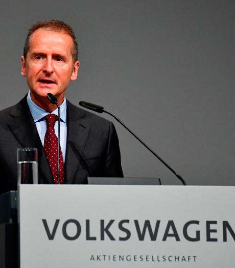 Volkswagen biedt in Duitsland tot 10.000 euro slooppremie voor oude diesels