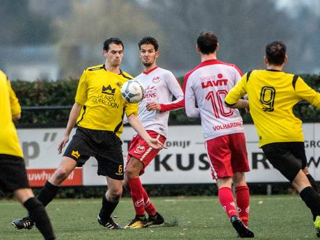 Tweede derby tussen SSS'18 en Volharding wel op zaterdag