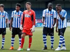 FC Eindhoven verrast met aftesten proefspelers Okitokandjo en Kyeremeh