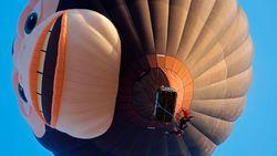 Dancefestival organiseert zondagochtend dj-set vanuit luchtballon boven Antwerpen