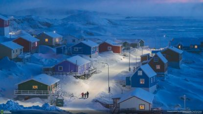 Mooiste reisfoto komt uit Groenland