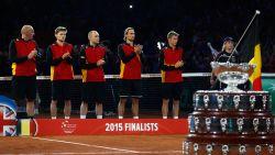 """Een reis door de Belgische tennisgeschiedenis bij de mannen: """"Hier zijn geen woorden voor"""""""