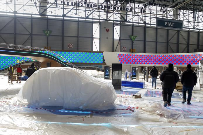 Le célèbre Salon de l'automobile de Genève n'aura pas lieu.