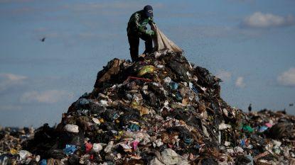 Grootste vuilnisbelt Zuid-Amerika gaat dicht, onduidelijk wat met 50 miljoen ton vuilnis moet gebeuren