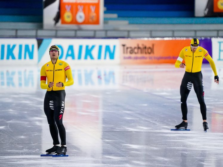 NK Sprint: 'Vijf namen favoriet voor titel bij de mannen'