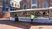 """""""Standplaats moet helaas wel betaald worden"""": geen klantenfiles op voorlopig laatste markt in Beringen"""