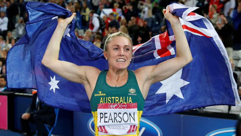 Geen Olympische Spelen Voor Hordeloopster Sally Pearson