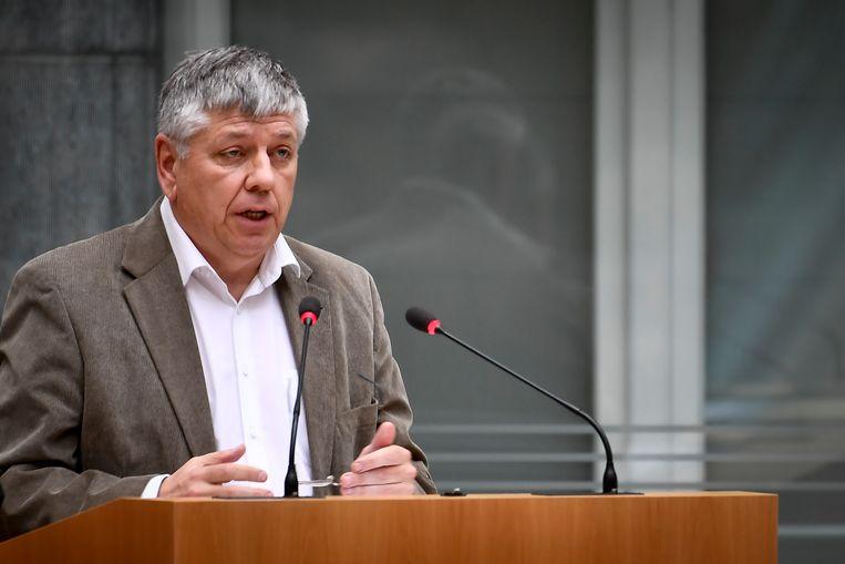 Vlaams minister van Welzijn Jo Vandeuzen.