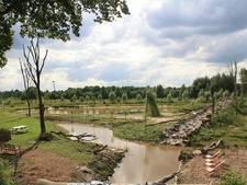 Zonneweide bij Streekpark Klein Oisterwijk kan zo'n honderd huishoudens van stroom gaan voorzien