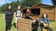 Jeugdhuis UzUz pakt uit met zomerbar op site Torp