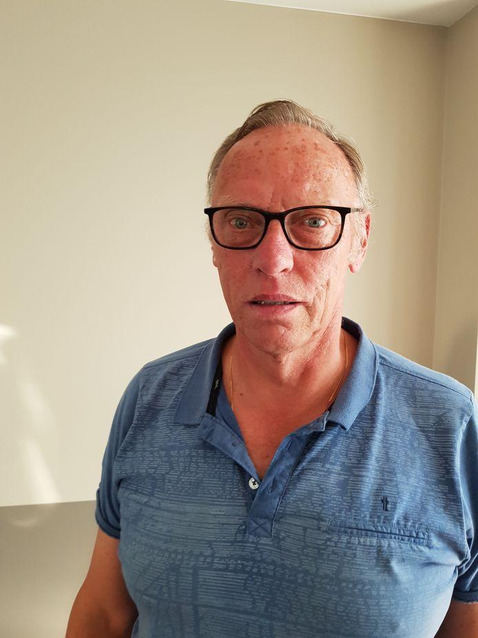 """André Jansen: ,,Eerst willen we alles volledig onder controle hebben nu de winkel weer open is."""""""