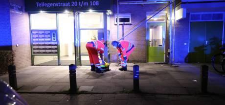 Neergestoken man in flat overlijdt aan verwondingen in Eindhoven