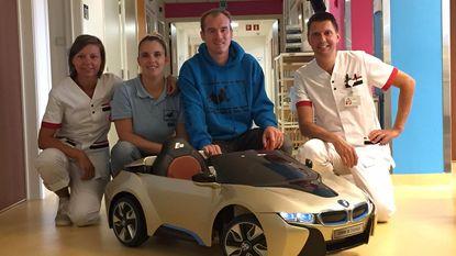 Jonge patiënten rijden zelf naar operatiekwartier