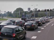 Kruising A58 bij Vlissingen gaat een weekeinde lang dicht