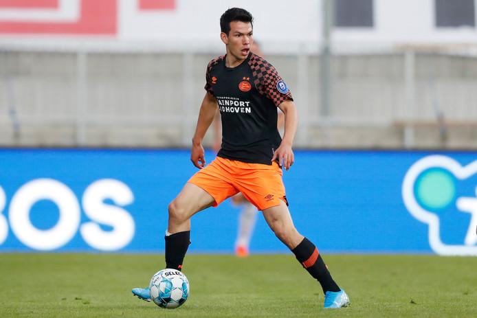 Hirving Lozano is de duurste uitgaande transfer van PSV aller tijden.