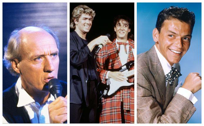 Herman Van Veen, Wham! en Frank Sinatra