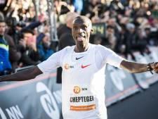 Cheptegei wint Zevenheuvelenloop in wereldrecord, Krumins derde bij vrouwen