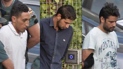 OVERZICHT: Wie zijn de 12 vermoedelijke leden van de jihadistische cel?