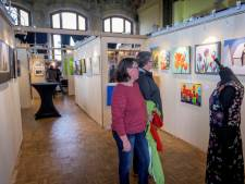 Kunstenaars uitgezocht voor extra expositie in Nijverdal