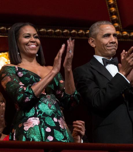 Michelle et Barack Obama vont vous apprendre à bien manger