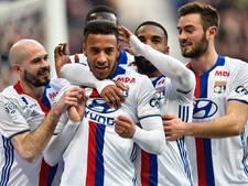 Lyon met Memphis in de basis voorbij Dijon