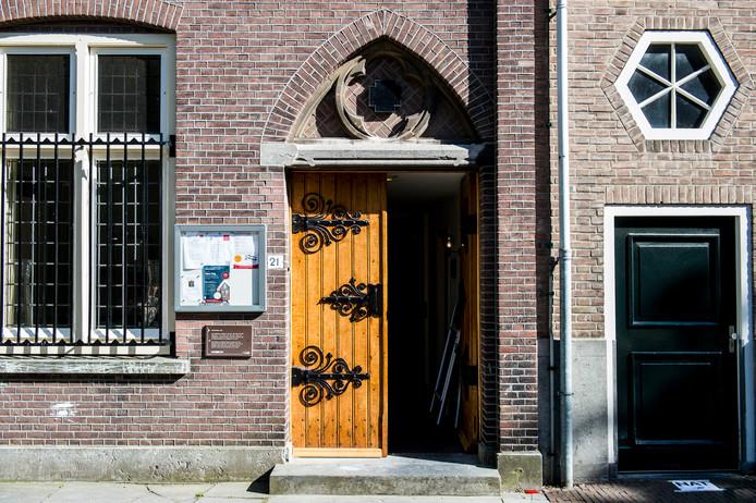 Archiefbeeld: Schuilkerk Bagijnhof
