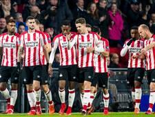PSV klaar voor topper in Zwolle tegen PEC