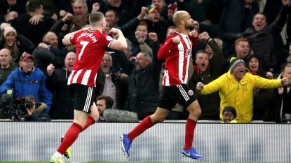 Tottenham kan thuis ook niet winnen tegen Sheffield, Alderweireld blijft hele match op de bank