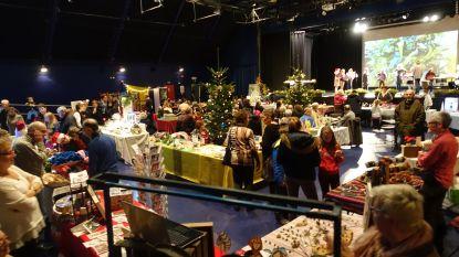 Kunstkring Mercurius organiseert artisanale kerstmarkt in De Zwerver
