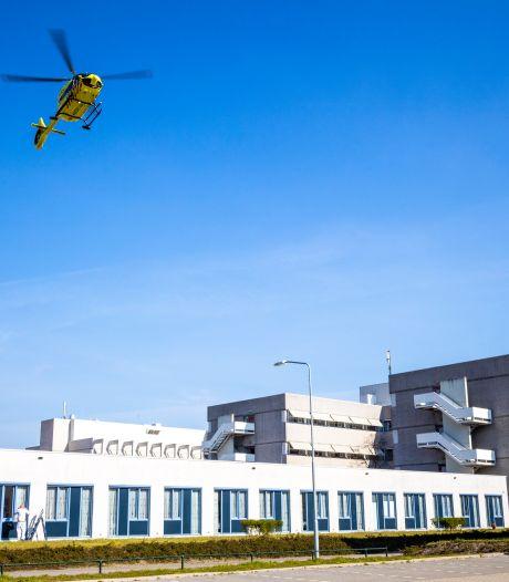 Ziekenhuizen houden de zorg nog in de benen, maar het kraakt wel