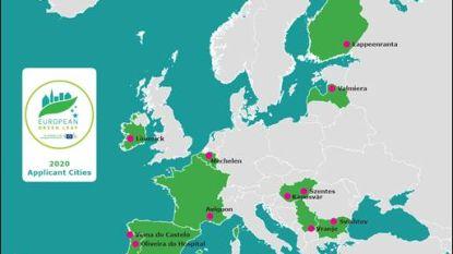 Dijlestad genomineerd voor Europese milieu-award