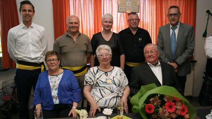 Julien en Elza zijn 65 jaar getrouwd