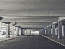 Parkeergarage Heuvelpoort in Tilburg 2 maanden dicht voor verbouwing
